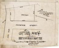Charles F. Hill 1889, Allston 1890c Survey Plans